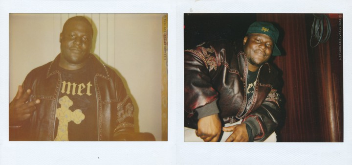 KILLAH PRIEST POLAROID A POLAROID STORY