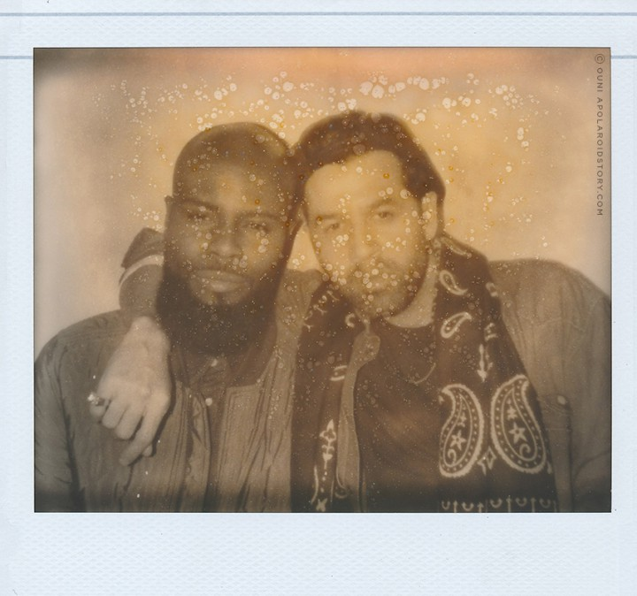 OMAR EDWARDS + DJ JUS SKE