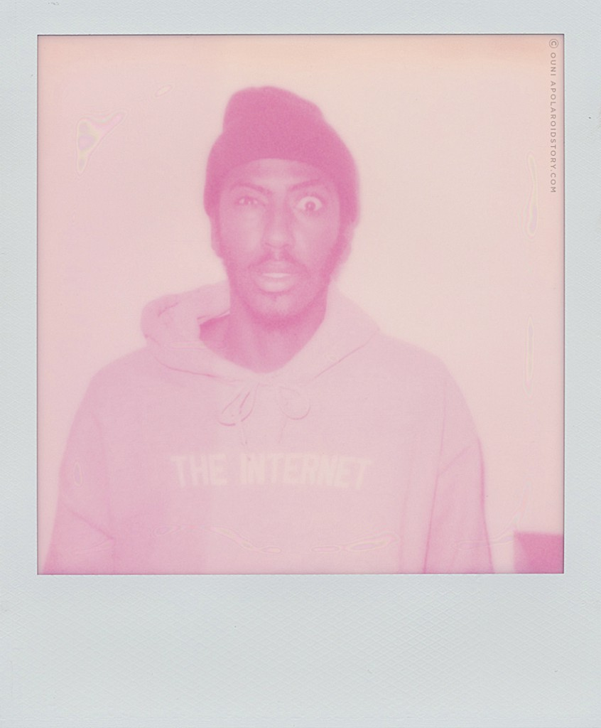 THE INTERNET POLAROID A POLAROID STORY