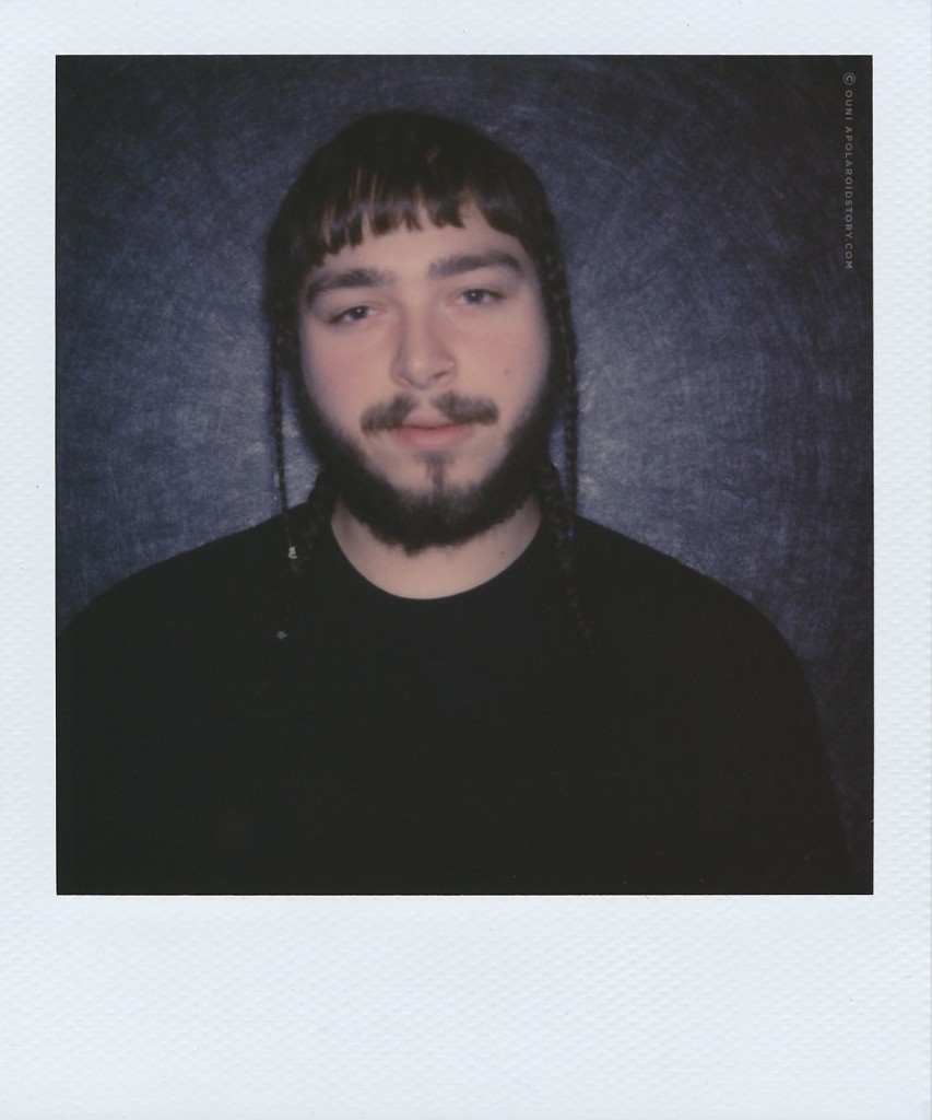 Post Malone Younger: A Polaroid Story » YOURS TRULY, AUSTIN POST