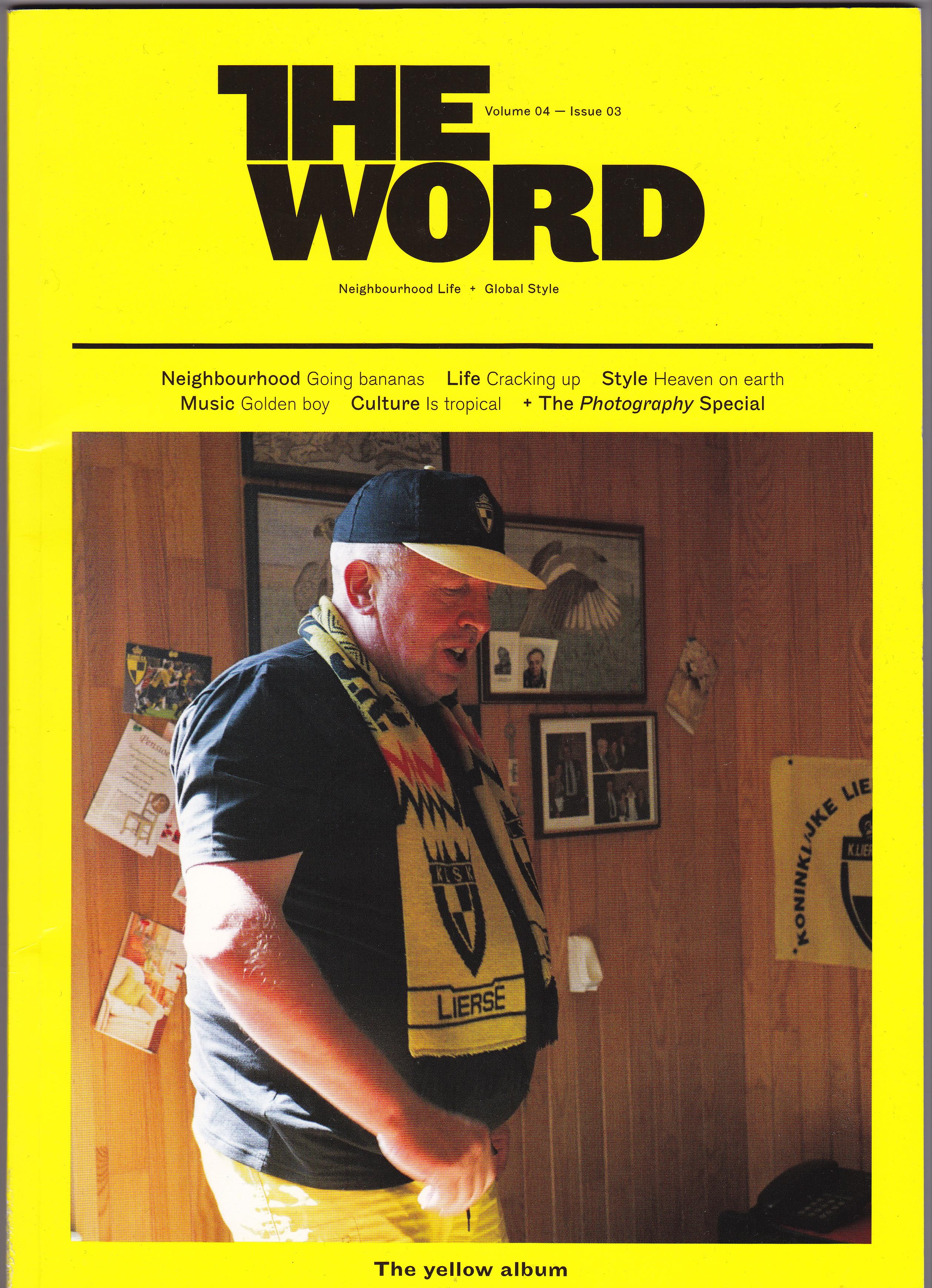 [PRESS] THE WORD MAGAZINE x A POLAROID STORY