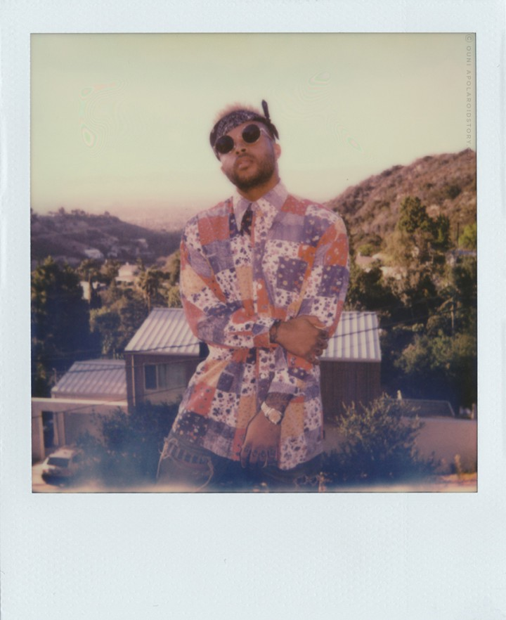 FROM STUDIO TO STAGE: THE JOURNEY OF BOBBY BRACKINS